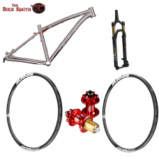 2015 Kinesis Maxlight Sync Bundle Offer: Float Factory 32 / Hope Pro2 / Spank Oozy