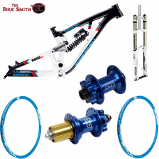 2015 Saracen Myst X Bundle offer: boXXers / Pro2 Evo / Spank Spike Race
