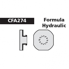 CFA 274 Formula HYD. Brake Pads (Sintered)