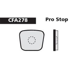CFA 278 Pro Stop Brake Pads (Sintered)