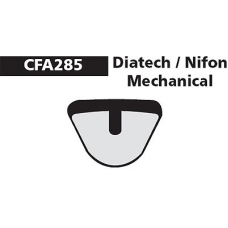 CFA 285 Diatech Mechan Brake Pads (Sintered)