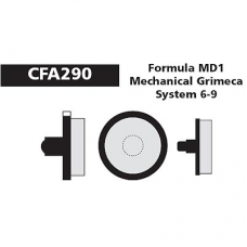 CFA 290 Formula MD1 Brake Pads (Sintered)