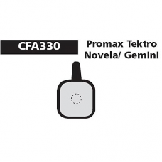 CFA 330 Tektro Gemini Open Brake Pads (Sintered)
