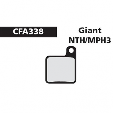 CFA 338 Giant NTH/MPH3 Brake Pads (Sintered)