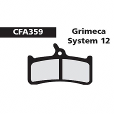 CFA 359 Grimeca System 12 Brake Pads (Sintered)
