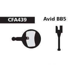 CFA 439 Avid BB5 Brake pads