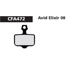 CFA 472 Avid Elixir 5/R/CR Brake Pads