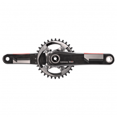 SRAM XX1 Crank - BB30 - 1x11 - (Chain Ring & BB30 Bottom Bracket NOT inc.)