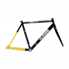 Cinelli Vigorelli Black Frameset