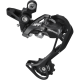 RD-M781 XT 10-speed Shadow rear derailleur, Top Normal