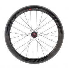 Zipp 404 Firecrest Carbon Clincher Rear Wheel 24 spokes 10/11 Speed SRAM Cassette Body Black Decal