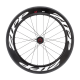 Zipp 808 Firecrest Carbon Clincher Rear Wheel 24 spokes10/11 Speed SRAMCassette Body White Decal (Special Order)